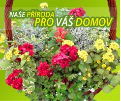 Naše příroda pro Váš domov